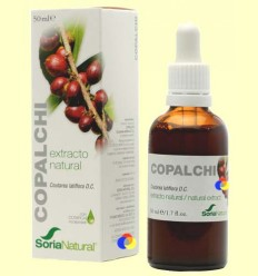 Copalchi - Extracte de Glicerina Vegetal - Soria Natural - 50 ml