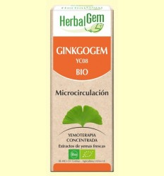 Ginkgogem - Yemocomplejo 8 Bio - Herbal Gem - 50 ml
