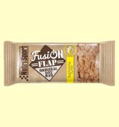 Fusion Bar Flap Plàtan - NutriSport - 24 barretes