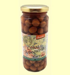 Olives Arbequina Bio - Call Valls - 200 grams