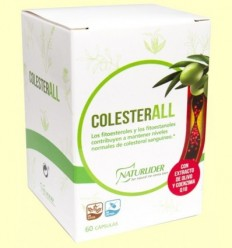Colesterall - Naturlider - 60 càpsules