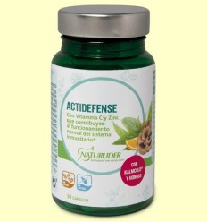 Actidefense - Sistema Immunitari - Naturlider - 30 càpsules