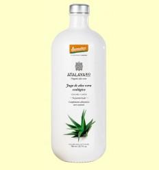 Suc d'Aloe Vera Mel i Llimona Bio - Atalaya Bio - 700 ml