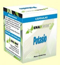 potassi - Ergonat - 50 càpsules
