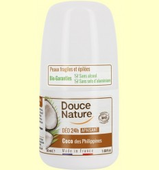Desodorant Coco Roll On - Douce Nature - 50 ml