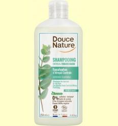 Xampú amb Eucaliptus - Douce Nature - 250 ml