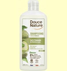 Xampú amb Llet d'Ametlla - Douce Nature - 250 ml