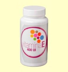Vitamina E 400 UI - Plantis - 50 càpsules