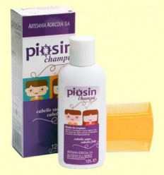 Piosin Xampú - Artesania Agricola - 125 ml