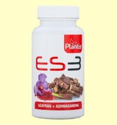 ES3 - Safrà i Ashwaganda - Plantis - 30 càpsules