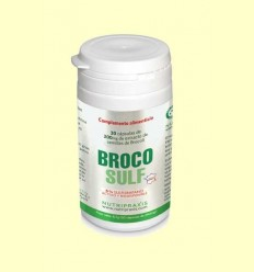 Brocosulf - Nutripraxis - 30 càpsules