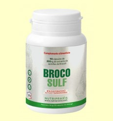 Brocosulf - Nutripraxis - 90 càpsules