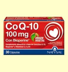 Coenzim Q10 - Natysal - 30 càpsules