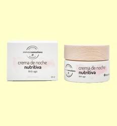 Crema de Nit nutritiva Anti Edat - Herbora - 50 ml