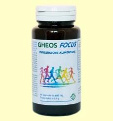 Focus - Gheos - 60 càpsules