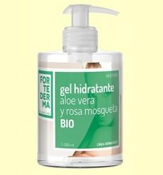 Gel Hidratant Aloe Vera i Rosa Mosqueta Bio - Herbora - 500 ml