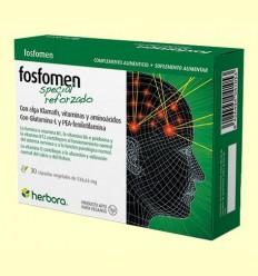 Fosfomen Special Reforçat - Herbora - 30 càpsules