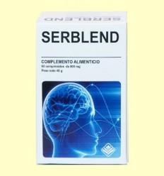 Serblend - Gheos - 60 comprimits