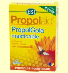PropolGola Masticable gust Menta - Laboratoris ESI - 30 tabletes