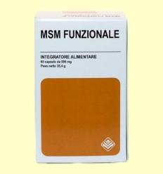 MSM Funcional - Gheos - 120 càpsules