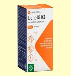 LicheDi K2 - Gheos - 60 càpsules