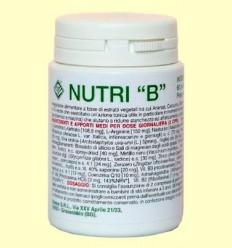 Nutri B - Gheos - 60 comprimits