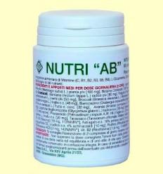 Nutri AB - Gheos - 60 comprimits