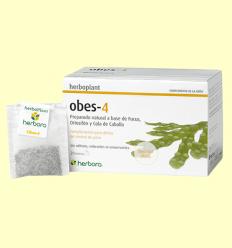 Obes 4 Infusió - Herbora - 20 filtres