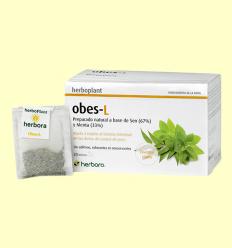 Obes-L Infusió - Herbora - 20 filtres