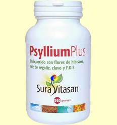 Psyllium Plus enriquit pols - Sura Vitasan - 340 grams