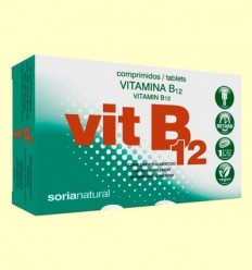 vitamina B12 - Soria Natural - 48 comprimits