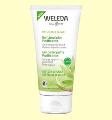 Gel Netejador Purificant - Weleda - 100 ml