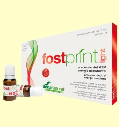 Fost Print Light - Soria Natural - 10 vials