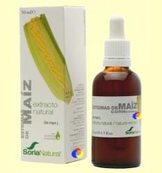 Estigmes de Blat de moro - Extracte de Glicerina Vegetal - Soria Natural - 50 ml
