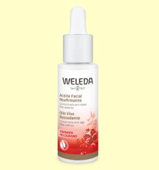 Oli Facial Reafirmant de Granada - Weleda - 30 ml