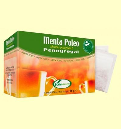 menta Poleo - Soria Natural - 20 filtres