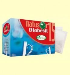 Natusor 15 Diabesil - Soria Natural - 20 bossetes filtre