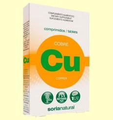 coure Retard - Soria Natural - 24 comprimits