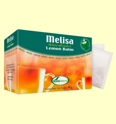 Melisa - Soria Natural - 20 filtres