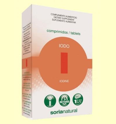 iode Retard - Soria Natural - 48 comprimits