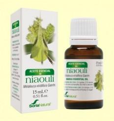 Oli Essencial Niaouli - Soria Natural - 15 ml