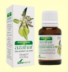 Oli Essencial de Azahar - Soria Natural - 15 ml