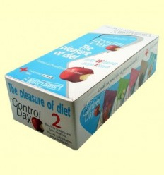 Barreta Control Day - Galetes & Cream - NutriSport - 28 barretes