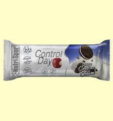 Barreta Control Day - Galetes & Cream - NutriSport - 44 grams