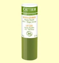 Bàlsam Labial Bio - Cattier - 4 grams