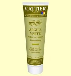 Argila Verda - A punt per utilitzar - Cattier - 400 grams