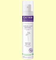 Crema Matificant de Dia Bio - Cattier - 50 ml