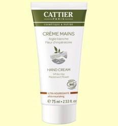 Crema de Mans Ultranutritiva Bio - Cattier - 75 ml