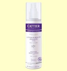 Loció de Bellesa Calmant Bio - Cattier - 200 ml
