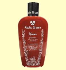 Bàlsam Henna Caoba - Radhe Shyam - 250 ml